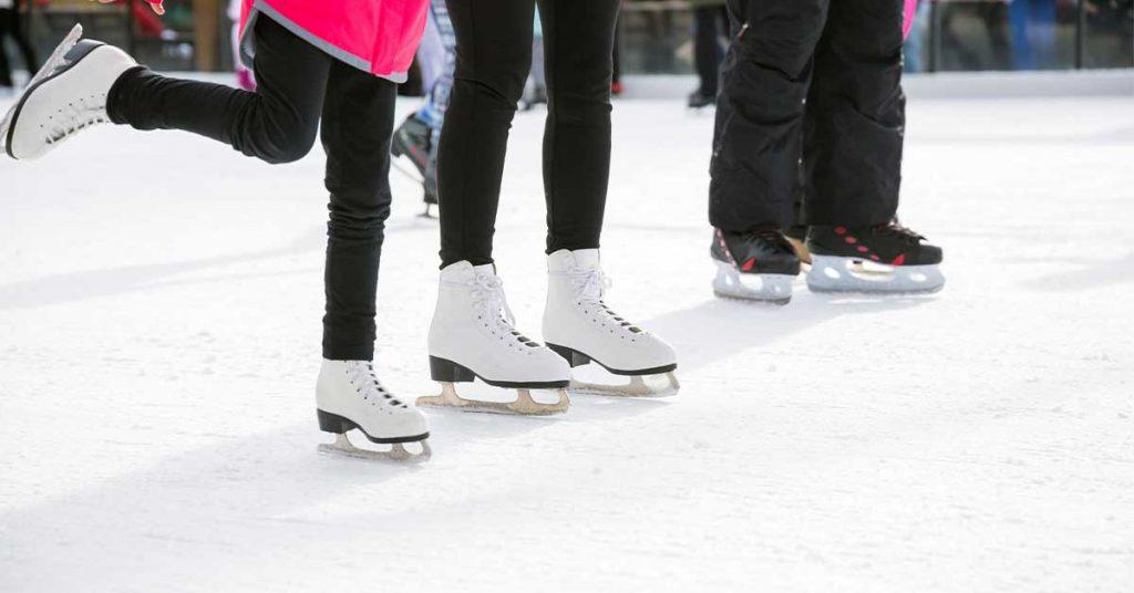 the rink ice skating singapore