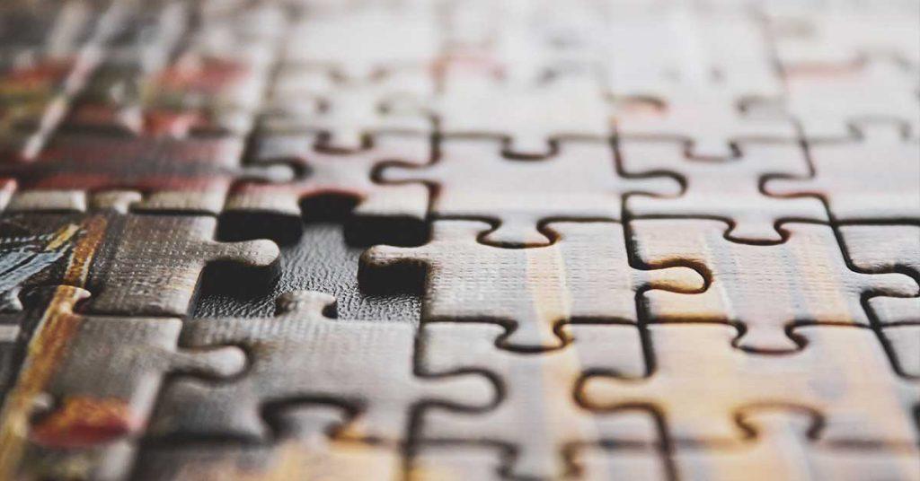 jigsaw puzzle dating advice