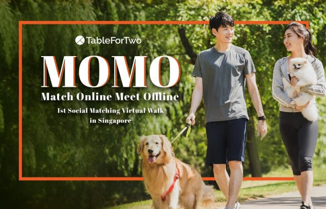 momo virtual walk feature