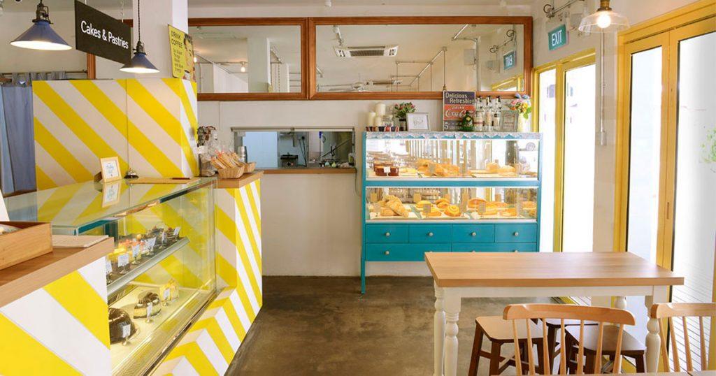 w39 bistro & bakery inside